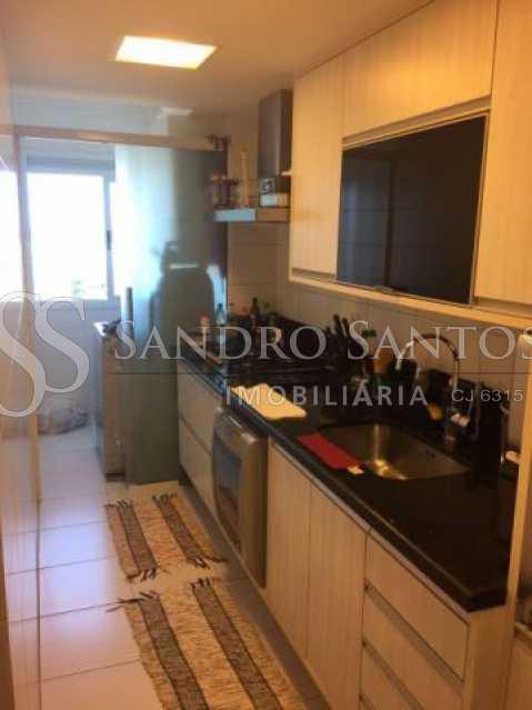 16 - Apartamento À Venda no Condomínio JARDINS DO RECREIO - Recreio dos Bandeirantes - Rio de Janeiro - RJ - SSAP30606 - 20