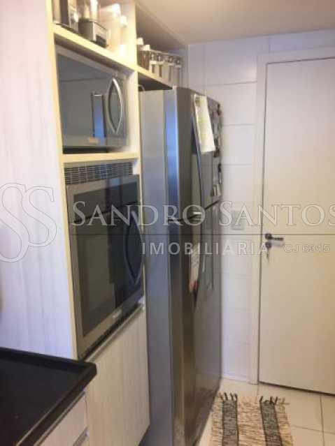 17 - Apartamento À Venda no Condomínio JARDINS DO RECREIO - Recreio dos Bandeirantes - Rio de Janeiro - RJ - SSAP30606 - 21
