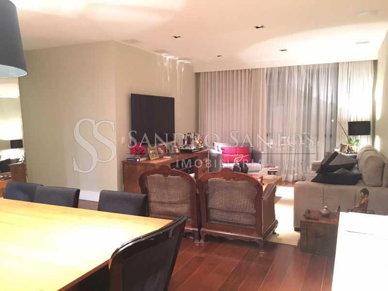 3. - Apartamento À Venda no Condomínio VILLA FIRENZE - BARRA BONITA - Recreio dos Bandeirantes - Rio de Janeiro - RJ - SSAP40208 - 4