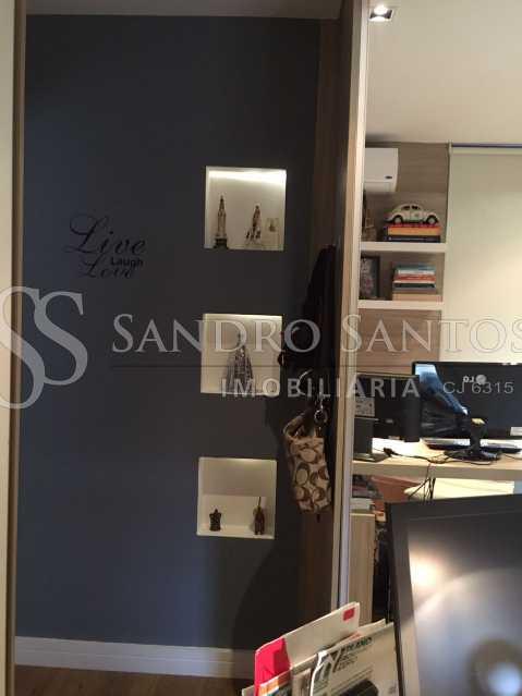 12. - Apartamento À Venda no Condomínio VILLA FIRENZE - BARRA BONITA - Recreio dos Bandeirantes - Rio de Janeiro - RJ - SSAP40208 - 13