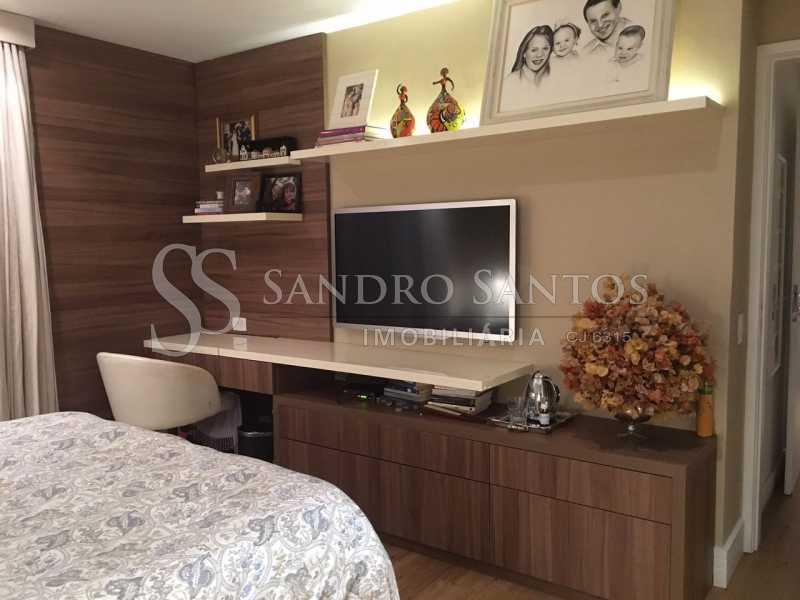 14. - Apartamento À Venda no Condomínio VILLA FIRENZE - BARRA BONITA - Recreio dos Bandeirantes - Rio de Janeiro - RJ - SSAP40208 - 15