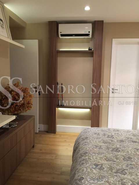 15. - Apartamento À Venda no Condomínio VILLA FIRENZE - BARRA BONITA - Recreio dos Bandeirantes - Rio de Janeiro - RJ - SSAP40208 - 16