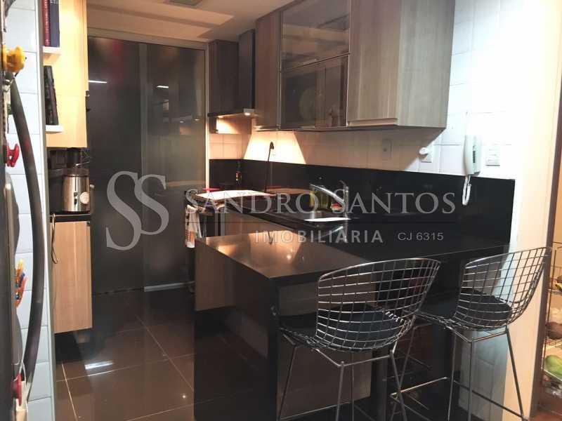 17. - Apartamento À Venda no Condomínio VILLA FIRENZE - BARRA BONITA - Recreio dos Bandeirantes - Rio de Janeiro - RJ - SSAP40208 - 18