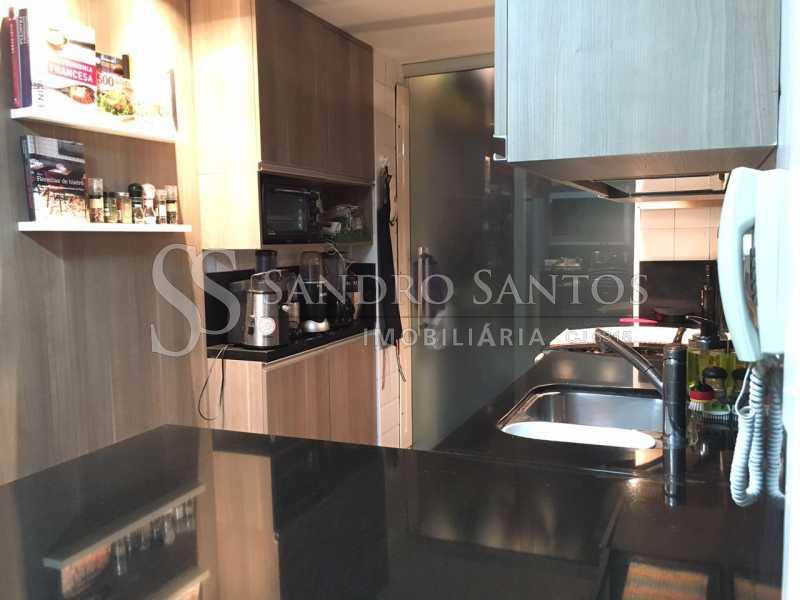 18. - Apartamento À Venda no Condomínio VILLA FIRENZE - BARRA BONITA - Recreio dos Bandeirantes - Rio de Janeiro - RJ - SSAP40208 - 19