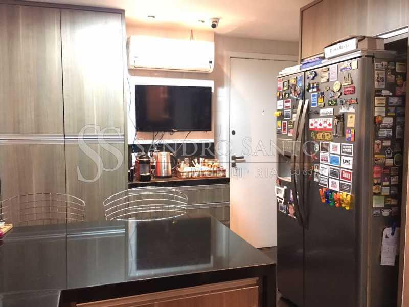 19. - Apartamento À Venda no Condomínio VILLA FIRENZE - BARRA BONITA - Recreio dos Bandeirantes - Rio de Janeiro - RJ - SSAP40208 - 20