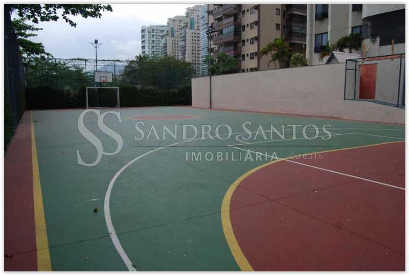 P - Apartamento À Venda no Condomínio VILLA FIRENZE - BARRA BONITA - Recreio dos Bandeirantes - Rio de Janeiro - RJ - SSAP40208 - 38