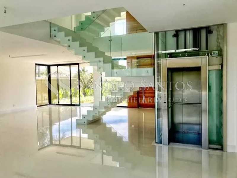6 - Casa À Venda no Condomínio Mansões - Barra da Tijuca - Rio de Janeiro - RJ - SSCN50090 - 7
