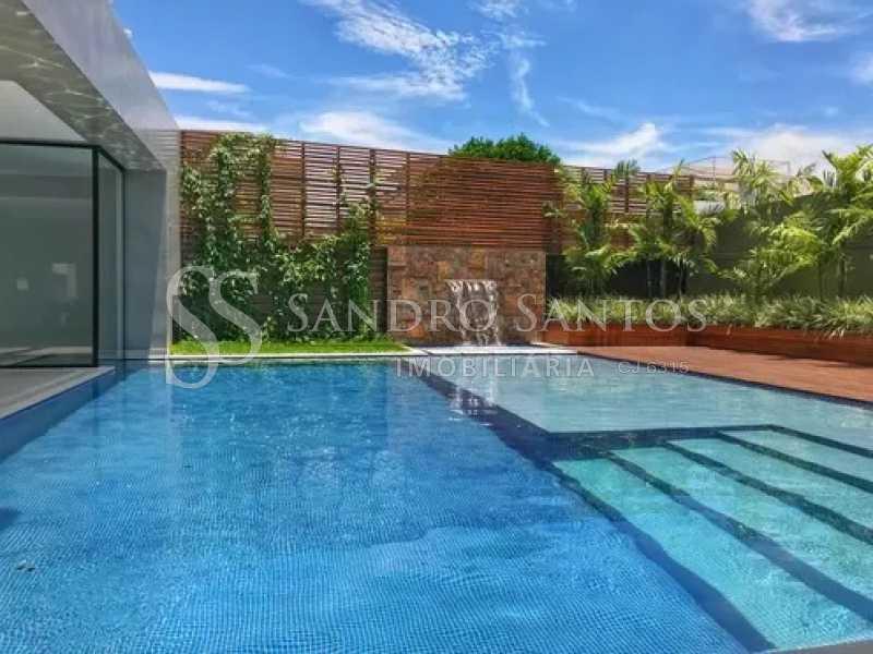 9 - Casa À Venda no Condomínio Mansões - Barra da Tijuca - Rio de Janeiro - RJ - SSCN50090 - 10