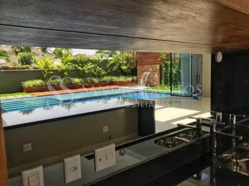10 - Casa À Venda no Condomínio Mansões - Barra da Tijuca - Rio de Janeiro - RJ - SSCN50090 - 11