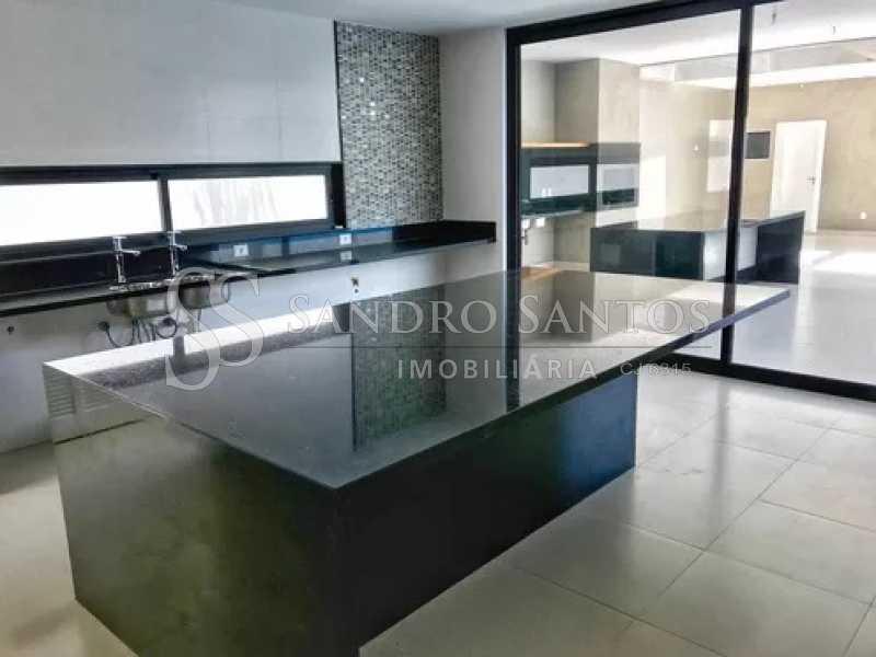 12 - Casa À Venda no Condomínio Mansões - Barra da Tijuca - Rio de Janeiro - RJ - SSCN50090 - 13