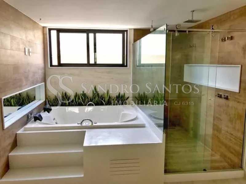 16 - Casa À Venda no Condomínio Mansões - Barra da Tijuca - Rio de Janeiro - RJ - SSCN50090 - 17