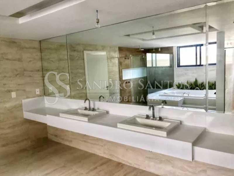 17 - Casa À Venda no Condomínio Mansões - Barra da Tijuca - Rio de Janeiro - RJ - SSCN50090 - 18