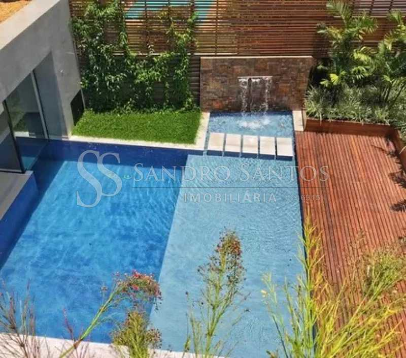 18 - Casa À Venda no Condomínio Mansões - Barra da Tijuca - Rio de Janeiro - RJ - SSCN50090 - 19