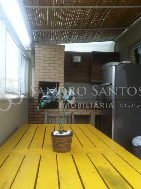 3. - Cobertura À Venda no Condomínio Sublime Max Condominium - Recreio dos Bandeirantes - Rio de Janeiro - RJ - SSCO40068 - 4
