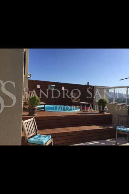 6. - Cobertura À Venda no Condomínio Sublime Max Condominium - Recreio dos Bandeirantes - Rio de Janeiro - RJ - SSCO40068 - 7
