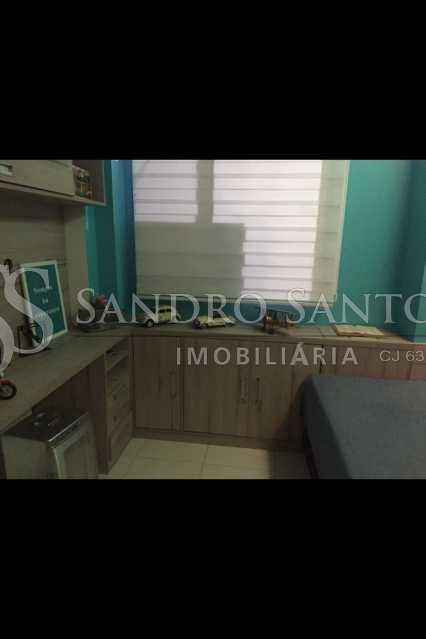 8. - Cobertura À Venda no Condomínio Sublime Max Condominium - Recreio dos Bandeirantes - Rio de Janeiro - RJ - SSCO40068 - 9