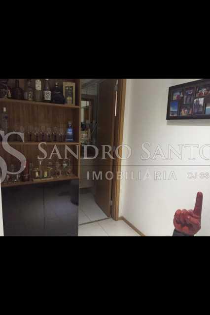 16. - Cobertura À Venda no Condomínio Sublime Max Condominium - Recreio dos Bandeirantes - Rio de Janeiro - RJ - SSCO40068 - 17