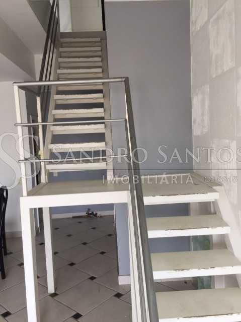 SS IMOB 2. - Cobertura Para Venda ou Aluguel no Condomínio SANTA MÔNICA - Barra da Tijuca - Rio de Janeiro - RJ - SSCO40072 - 10