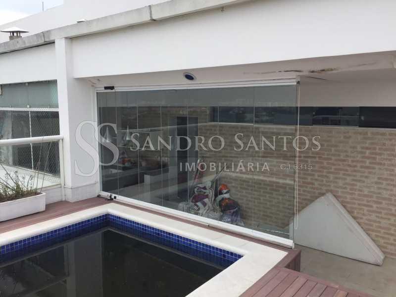 SS IMOB 11. - Cobertura Para Venda ou Aluguel no Condomínio SANTA MÔNICA - Barra da Tijuca - Rio de Janeiro - RJ - SSCO40072 - 6