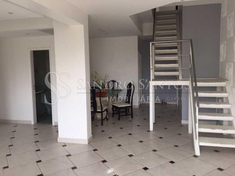 SS IMOB 24. - Cobertura Para Venda ou Aluguel no Condomínio SANTA MÔNICA - Barra da Tijuca - Rio de Janeiro - RJ - SSCO40072 - 25