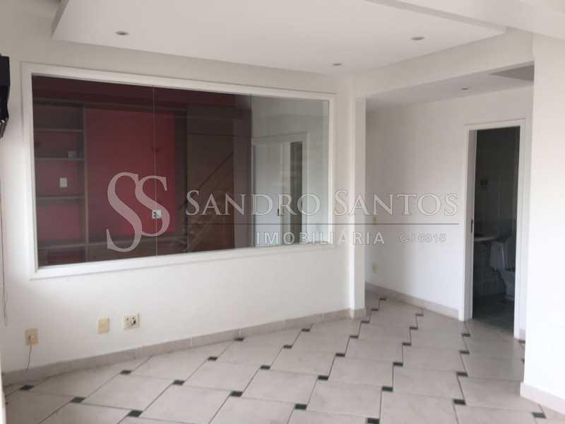 SS IMOB 25. - Cobertura Para Venda ou Aluguel no Condomínio SANTA MÔNICA - Barra da Tijuca - Rio de Janeiro - RJ - SSCO40072 - 26