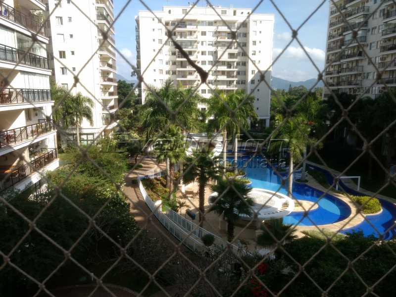 12 - Apartamento À Venda no Condomínio BARRA FAMILY RESORTS - Recreio dos Bandeirantes - Rio de Janeiro - RJ - SSAP30694 - 13