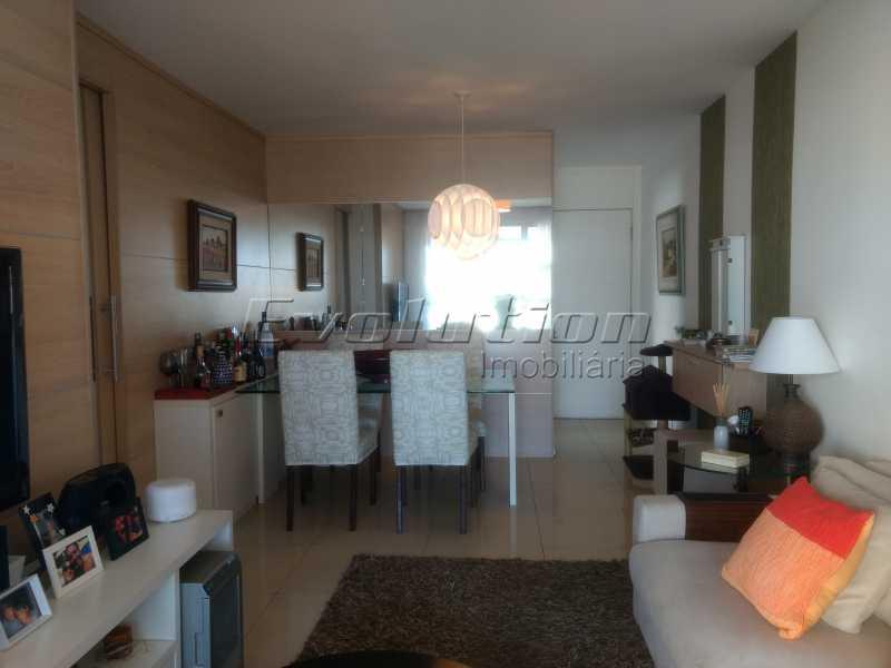 1 - Apartamento À Venda no Condomínio BARRA FAMILY RESORTS - Recreio dos Bandeirantes - Rio de Janeiro - RJ - SSAP30694 - 1