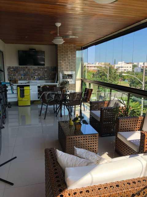 Ev 4. - Apartamento À Venda - Recreio dos Bandeirantes - Rio de Janeiro - RJ - SSAP30724 - 1