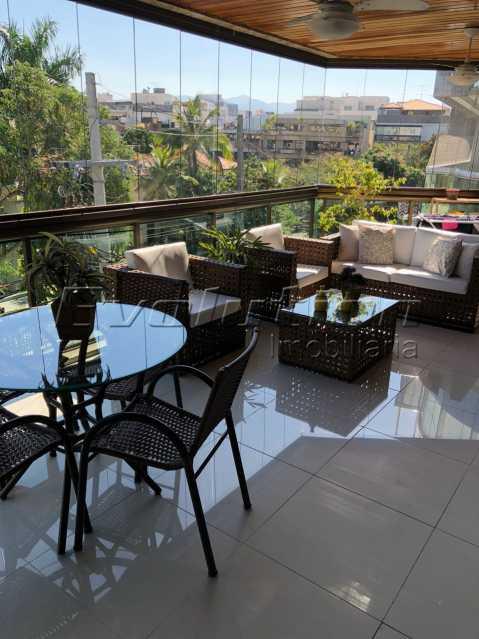 Ev 15. - Apartamento À Venda - Recreio dos Bandeirantes - Rio de Janeiro - RJ - SSAP30724 - 7