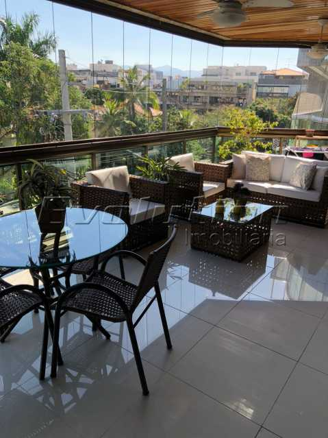 Ev 21. - Apartamento À Venda - Recreio dos Bandeirantes - Rio de Janeiro - RJ - SSAP30724 - 21
