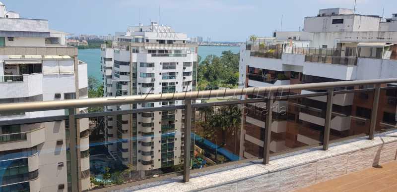 Ev 12. - Cobertura À Venda no Condomínio RESIDENCIAL SICÍLIA - Barra da Tijuca - Rio de Janeiro - RJ - SSCO30132 - 6