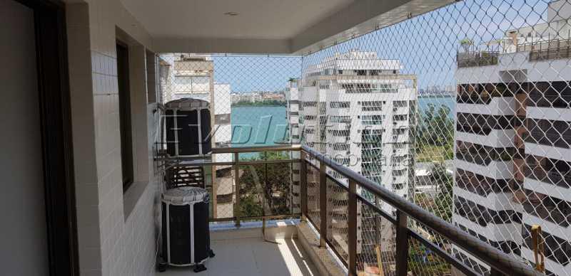 Ev 18. - Cobertura À Venda no Condomínio RESIDENCIAL SICÍLIA - Barra da Tijuca - Rio de Janeiro - RJ - SSCO30132 - 9