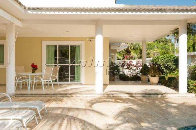 EV 1 - Casa em Condomínio 4 quartos à venda Vargem Grande, Rio de Janeiro - R$ 1.795.000 - SSCN40128 - 4