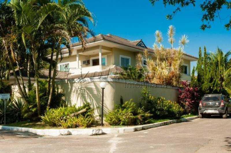 EV 3 - Casa em Condomínio 4 quartos à venda Vargem Grande, Rio de Janeiro - R$ 1.795.000 - SSCN40128 - 3