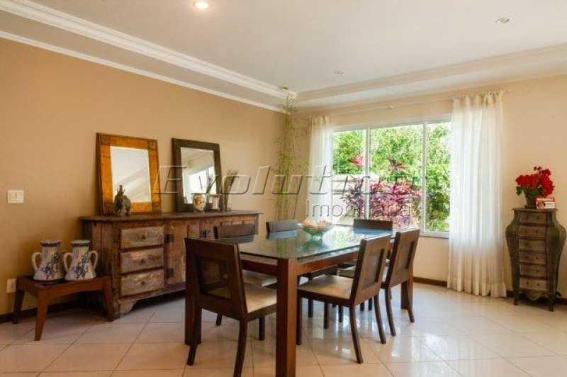 EV 7 - Casa em Condomínio 4 quartos à venda Vargem Grande, Rio de Janeiro - R$ 1.795.000 - SSCN40128 - 8