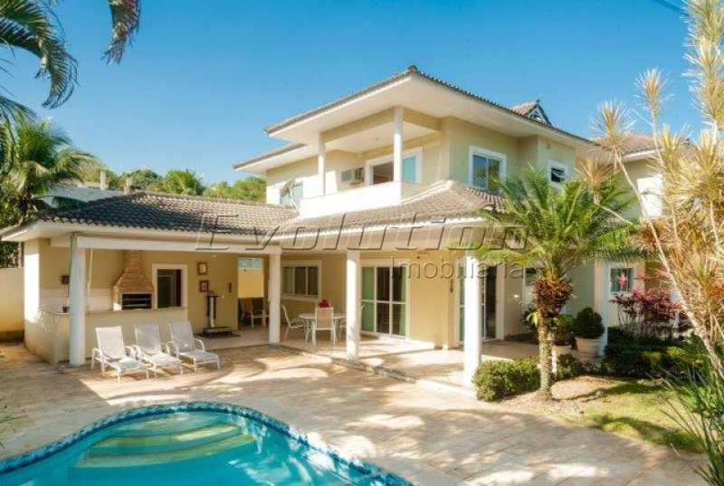 EV 9 - Casa em Condomínio 4 quartos à venda Vargem Grande, Rio de Janeiro - R$ 1.795.000 - SSCN40128 - 1