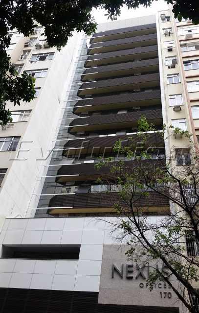 1 - Sala Comercial 300m² à venda Flamengo, Rio de Janeiro - R$ 3.127.500 - SSSL00103 - 1