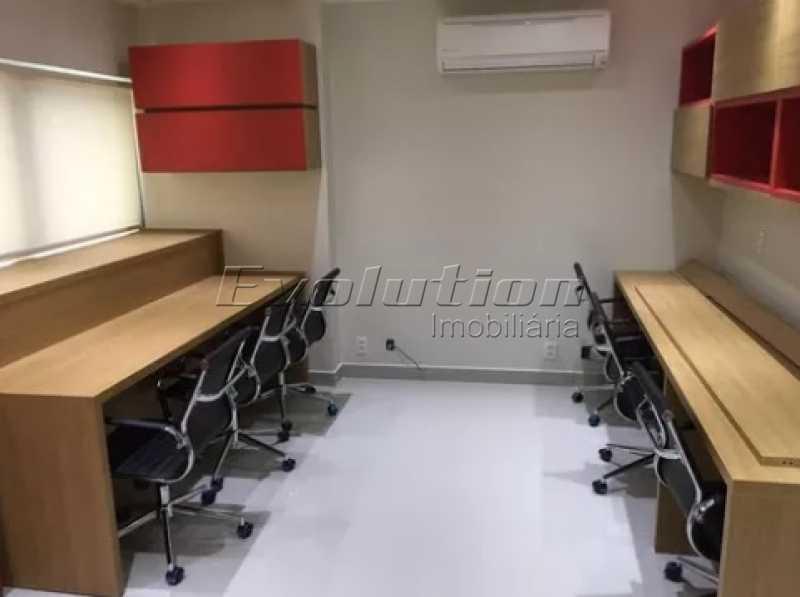 1 - Sala Comercial 44m² à venda Barra da Tijuca, Zona Oeste,Rio de Janeiro - R$ 418.000 - SSSL00107 - 1