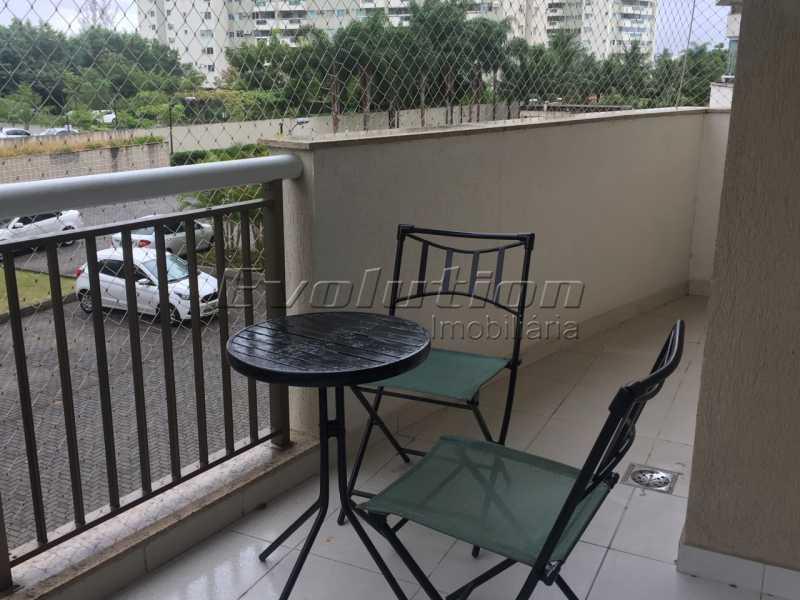 IMG_5335 1 - Apartamento À Venda no Condomínio LIBERTÁ RESORT - Barra da Tijuca - Rio de Janeiro - RJ - SSAP20660 - 5