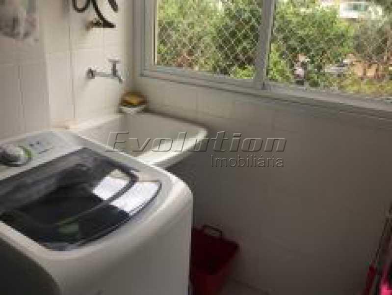 máquina lavar libertá - Apartamento À Venda no Condomínio LIBERTÁ RESORT - Barra da Tijuca - Rio de Janeiro - RJ - SSAP20660 - 11