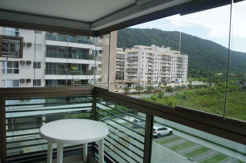 EV 2. - Apartamento 3 quartos à venda Recreio dos Bandeirantes, Zona Oeste,Rio de Janeiro - R$ 650.000 - SSAP30782 - 1