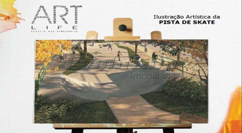 imoveis-localiza-Art-Life-lote - Casa em Condominio À Venda - Recreio dos Bandeirantes - Rio de Janeiro - RJ - SSCN40156 - 8