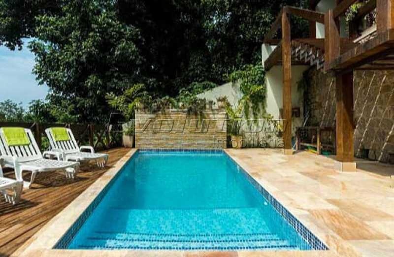 22 - Casa À Venda - São Conrado - Rio de Janeiro - RJ - SSCA50046 - 15