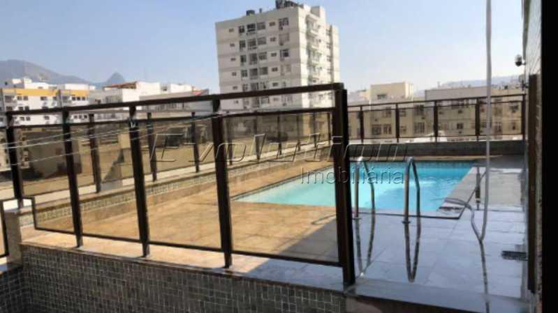 01 - Cobertura à venda Rua Andrade Neves,Tijuca, Rio de Janeiro - R$ 2.500.000 - SSCO40097 - 4