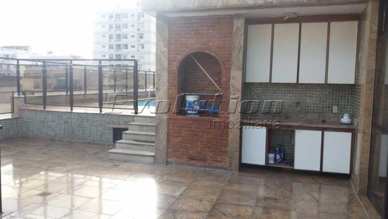 06 - Cobertura à venda Rua Andrade Neves,Tijuca, Rio de Janeiro - R$ 2.500.000 - SSCO40097 - 5