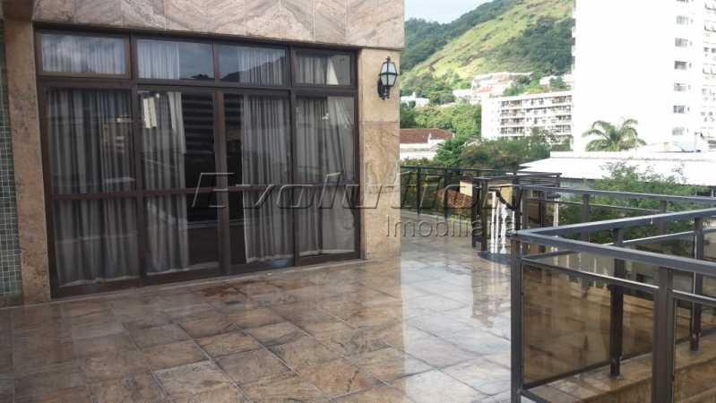 08 - Cobertura à venda Rua Andrade Neves,Tijuca, Rio de Janeiro - R$ 2.500.000 - SSCO40097 - 1