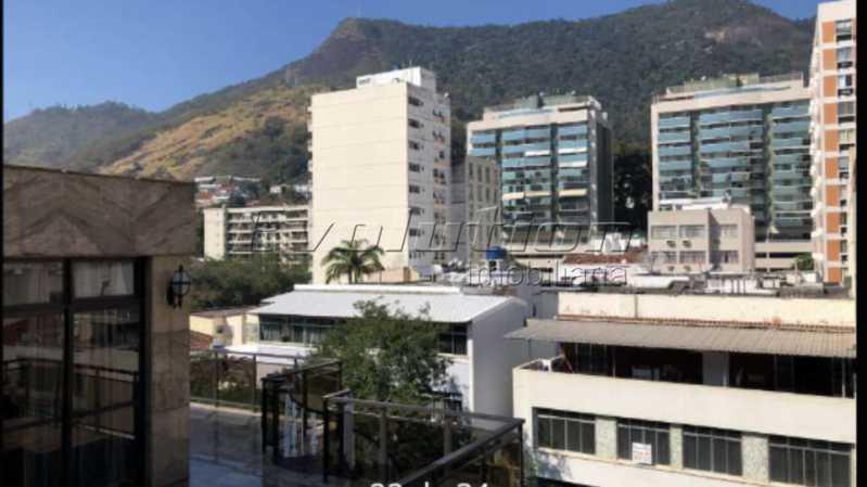 19 - Cobertura à venda Rua Andrade Neves,Tijuca, Rio de Janeiro - R$ 2.500.000 - SSCO40097 - 3