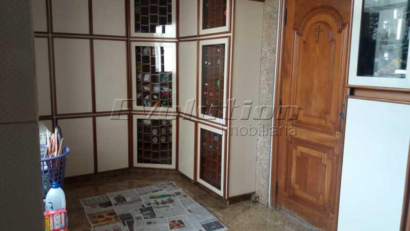 24 - Cobertura à venda Rua Andrade Neves,Tijuca, Rio de Janeiro - R$ 2.500.000 - SSCO40097 - 10