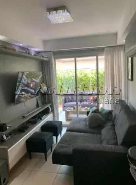 ev 2 - Apartamento 2 quartos à venda Recreio dos Bandeirantes, Zona Oeste,Rio de Janeiro - R$ 650.000 - SSAP20696 - 4