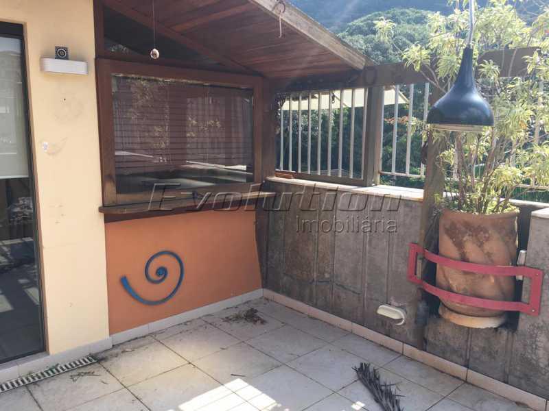 EV 31. - Apartamento 4 quartos à venda Jardim Botânico, Rio de Janeiro - R$ 2.890.000 - SSAP40291 - 3